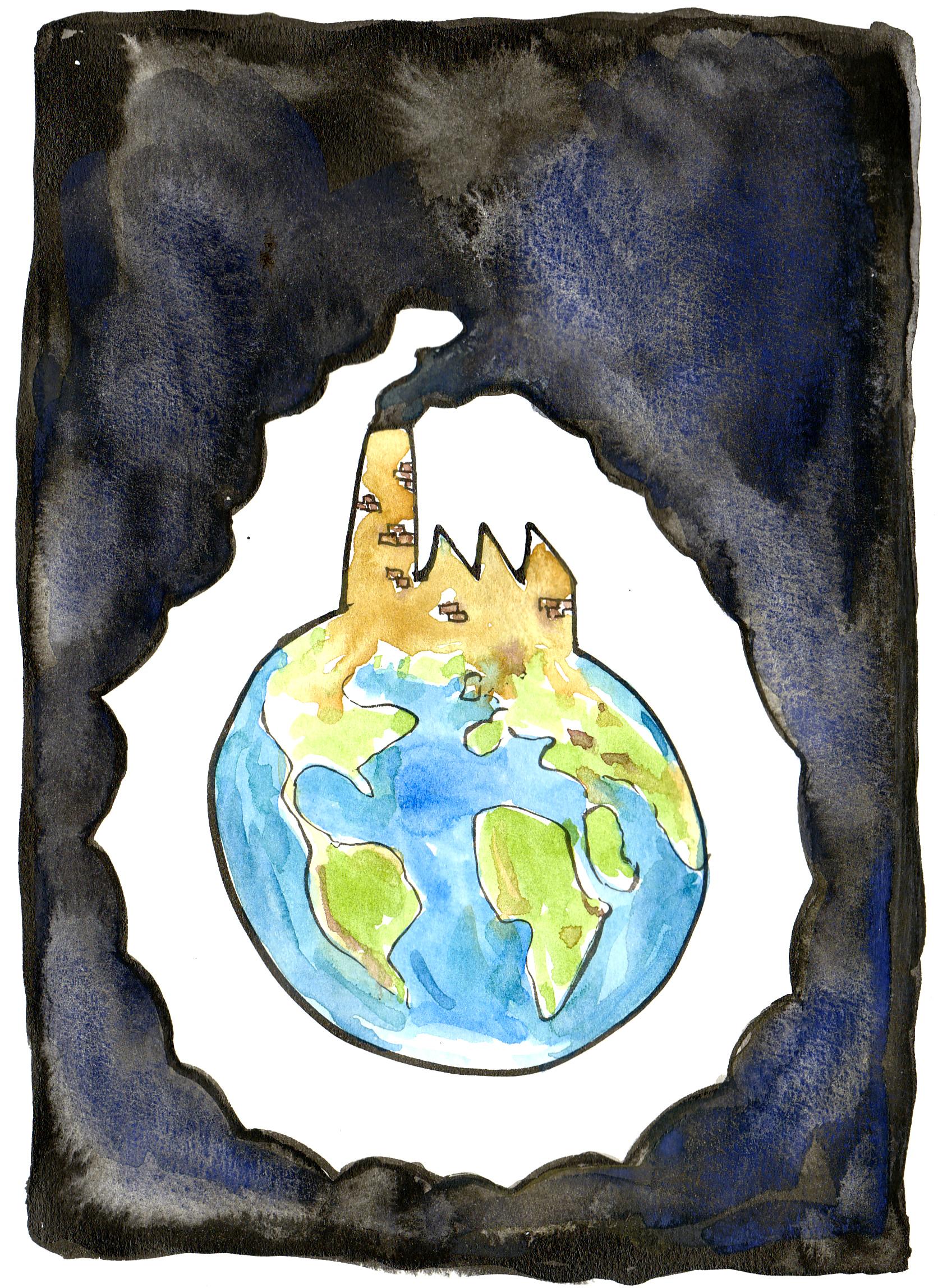 Global formørkelse